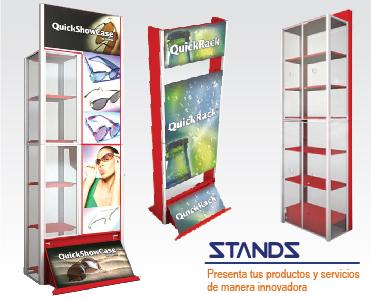 stands productos empresariales