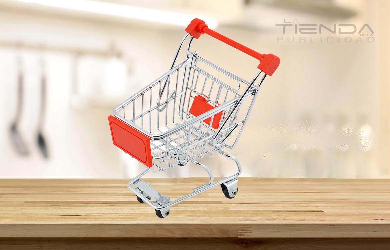 carrito de compras para celular
