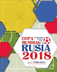 Catálogo mundial de fútbol Rusia 2018