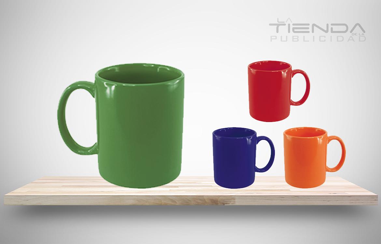 mug tazas de colores