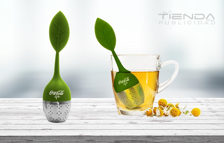 Infusor de té personalizado