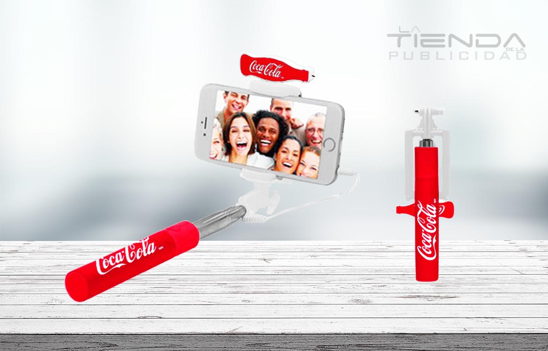 Selfie stick personalizado