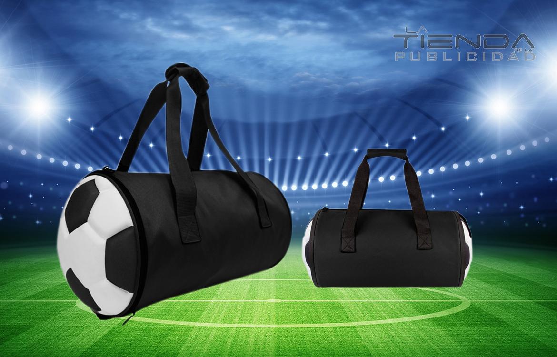 maletín deportivo balón expandible