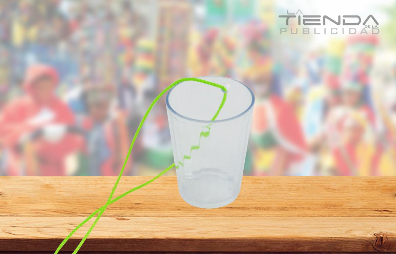 vaso para licor