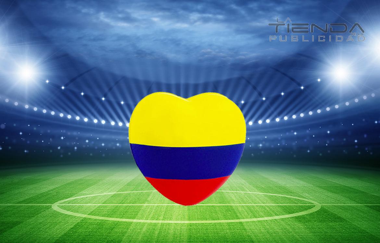 Corazón antiestrés de Colombia