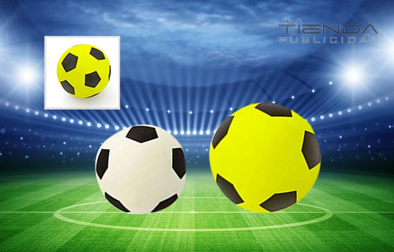 Pelota de caucho fútbol