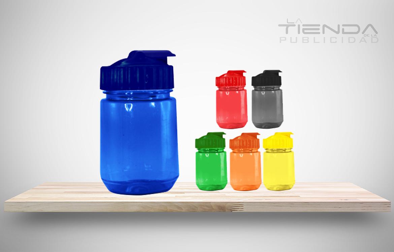 Botellas pequeñas para agua