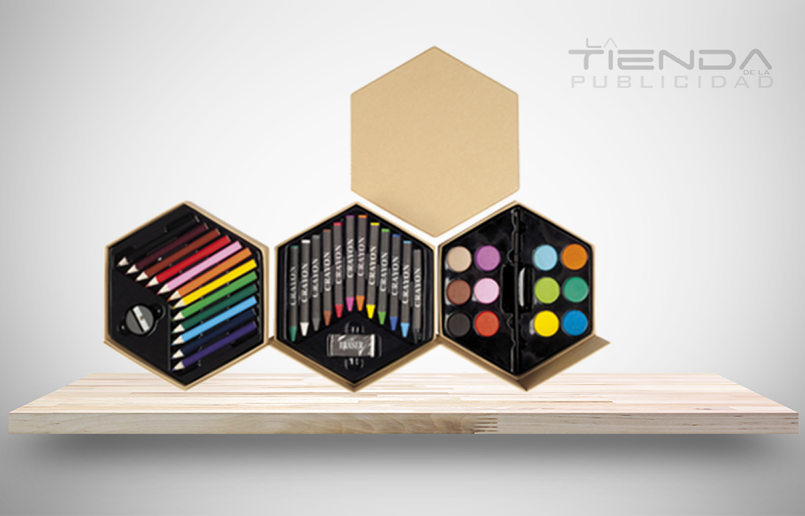 Set de Pinturas  Multiples