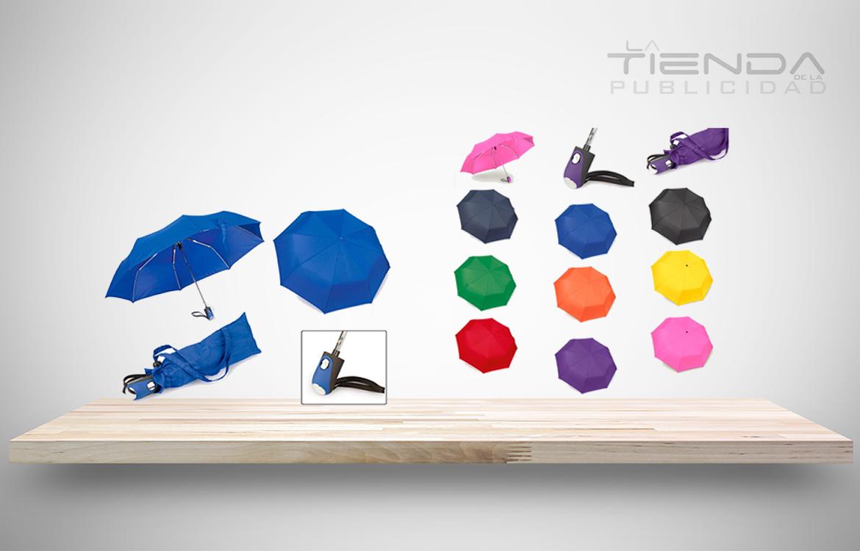 Paraguas 3 secciones